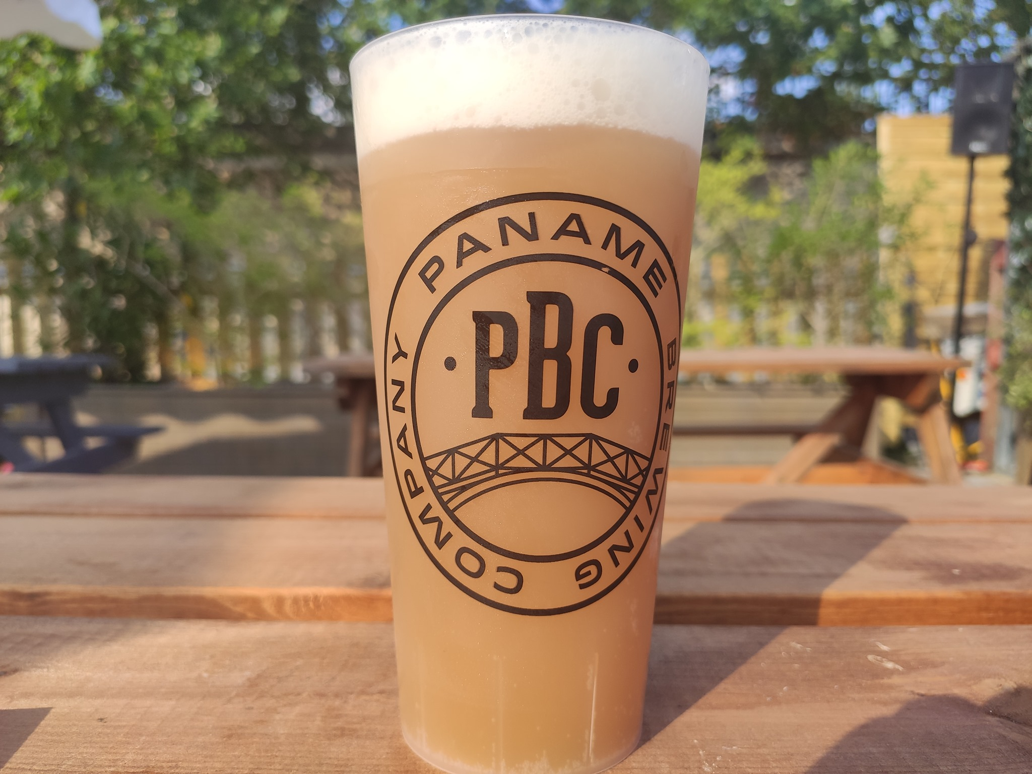 Cargo Container Bar - Paname Brewing Company
