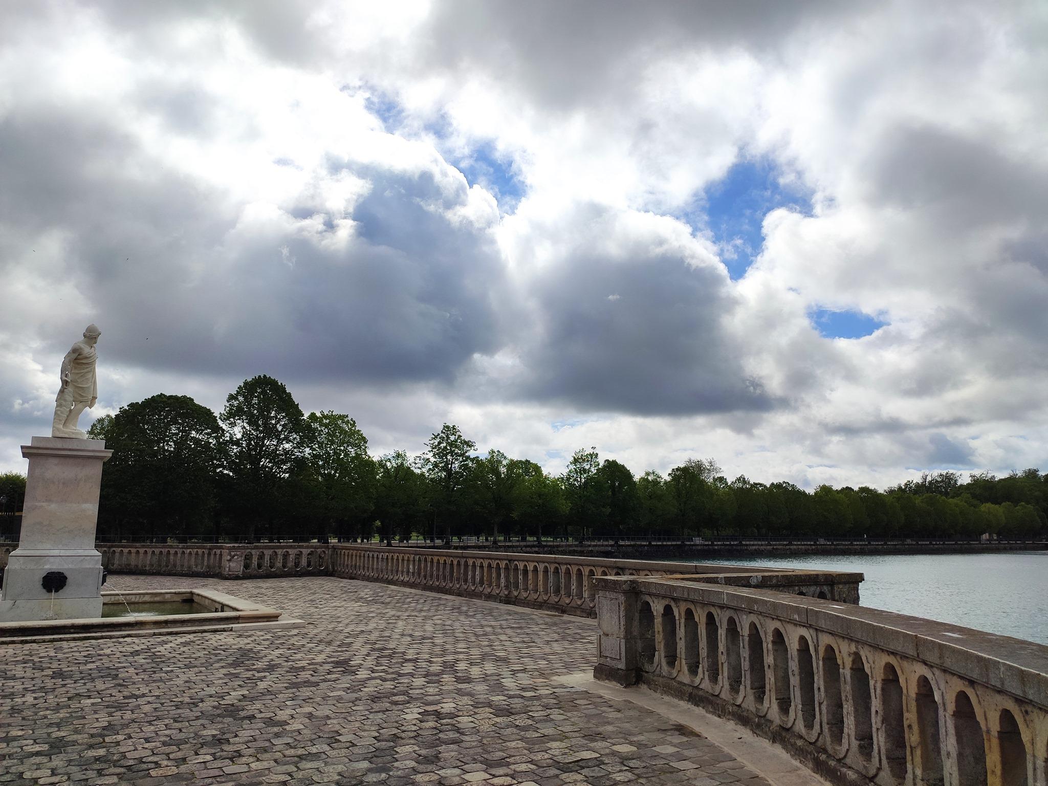 Etang du château de Fontainebleau