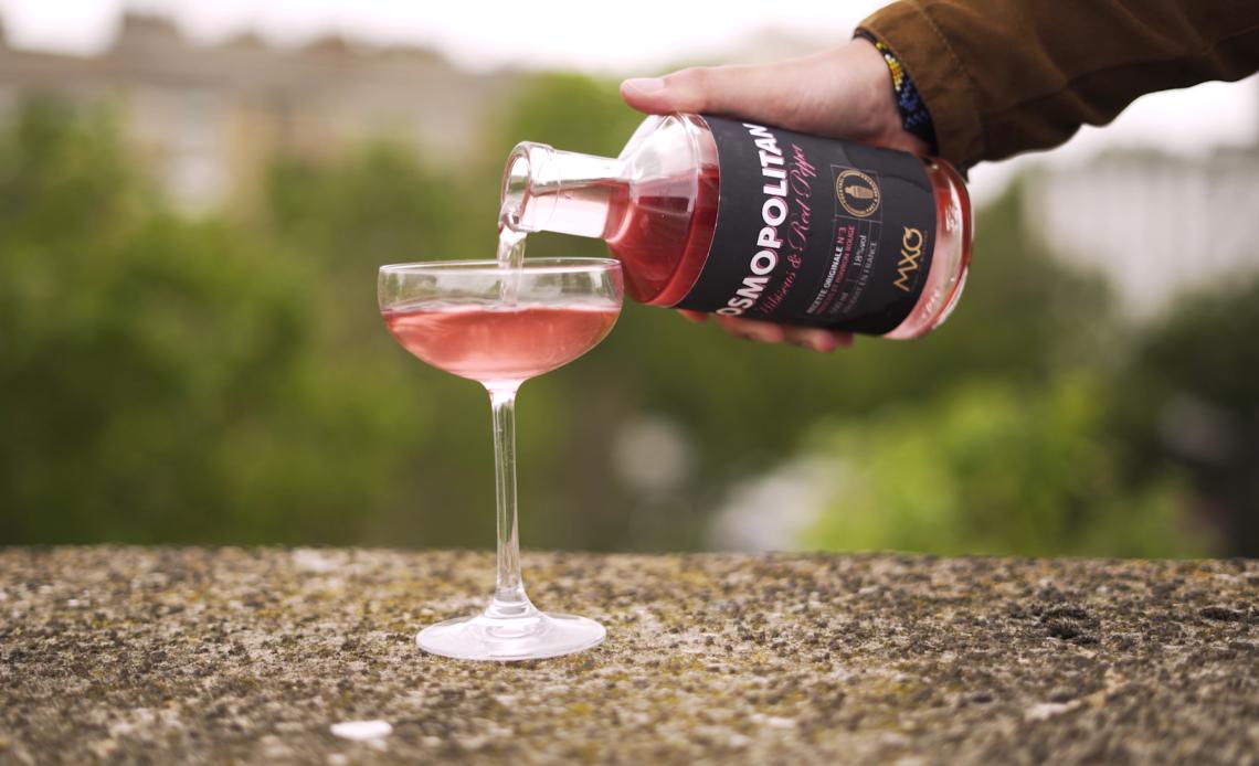 MXO - Cocktails prêts-à-boire (RTD)