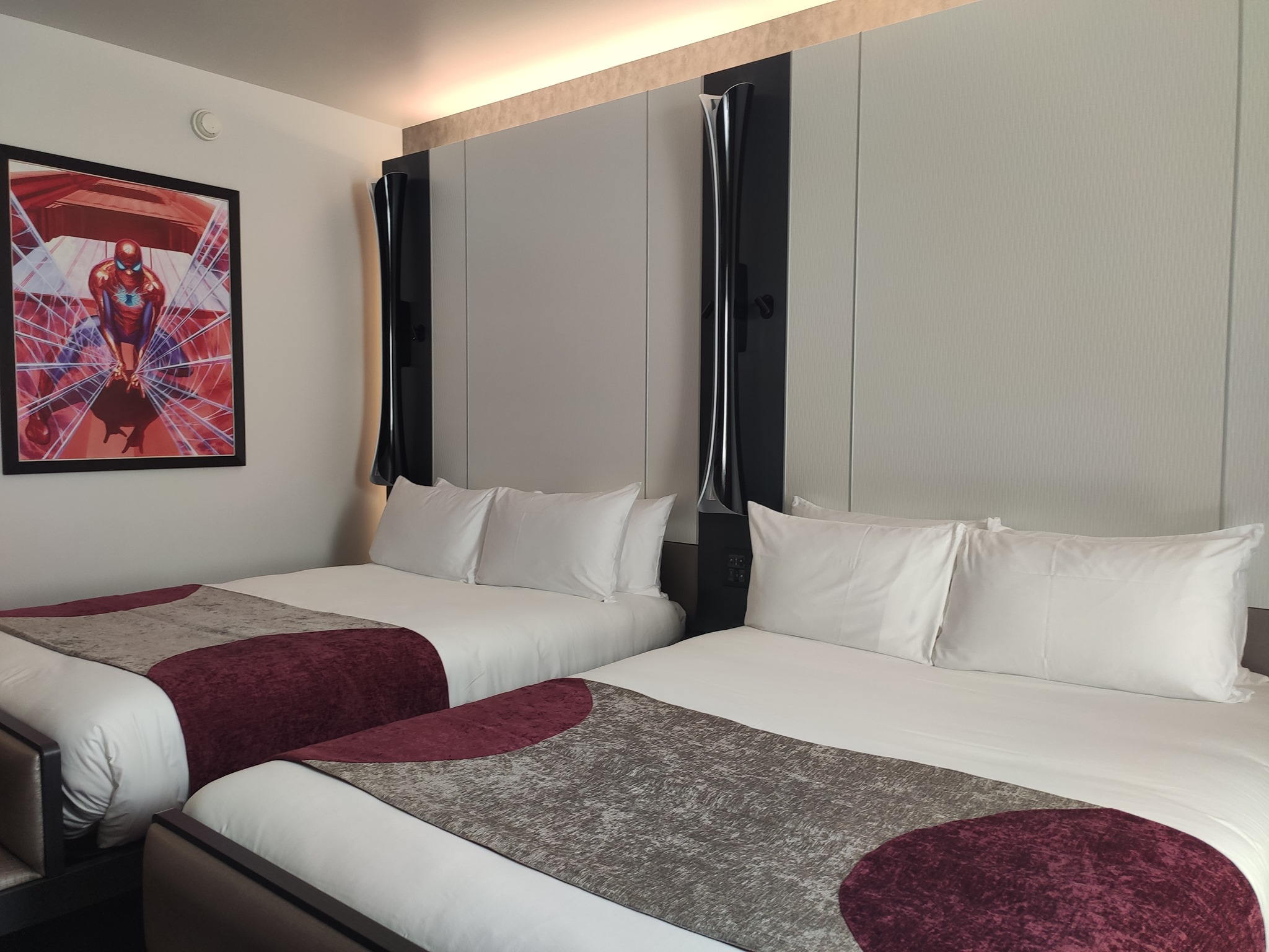 Chambre supérieure - Disney's Hotel New York - The Art of Marvel