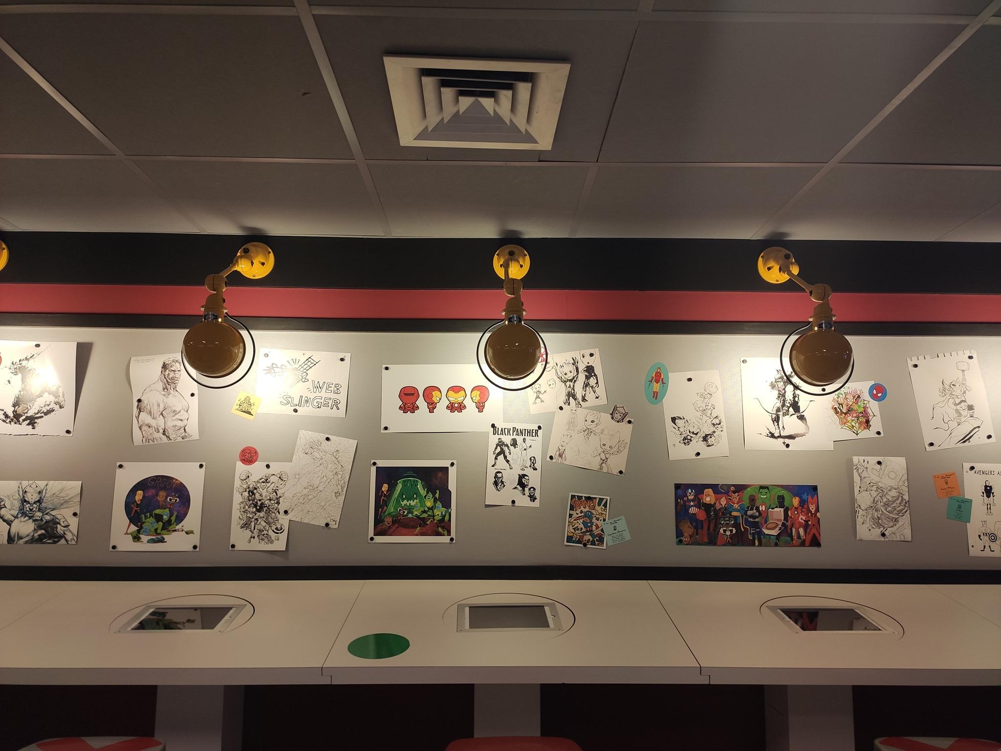 Marvel Design Studio - Disney's Hotel New York - The Art of Marvel