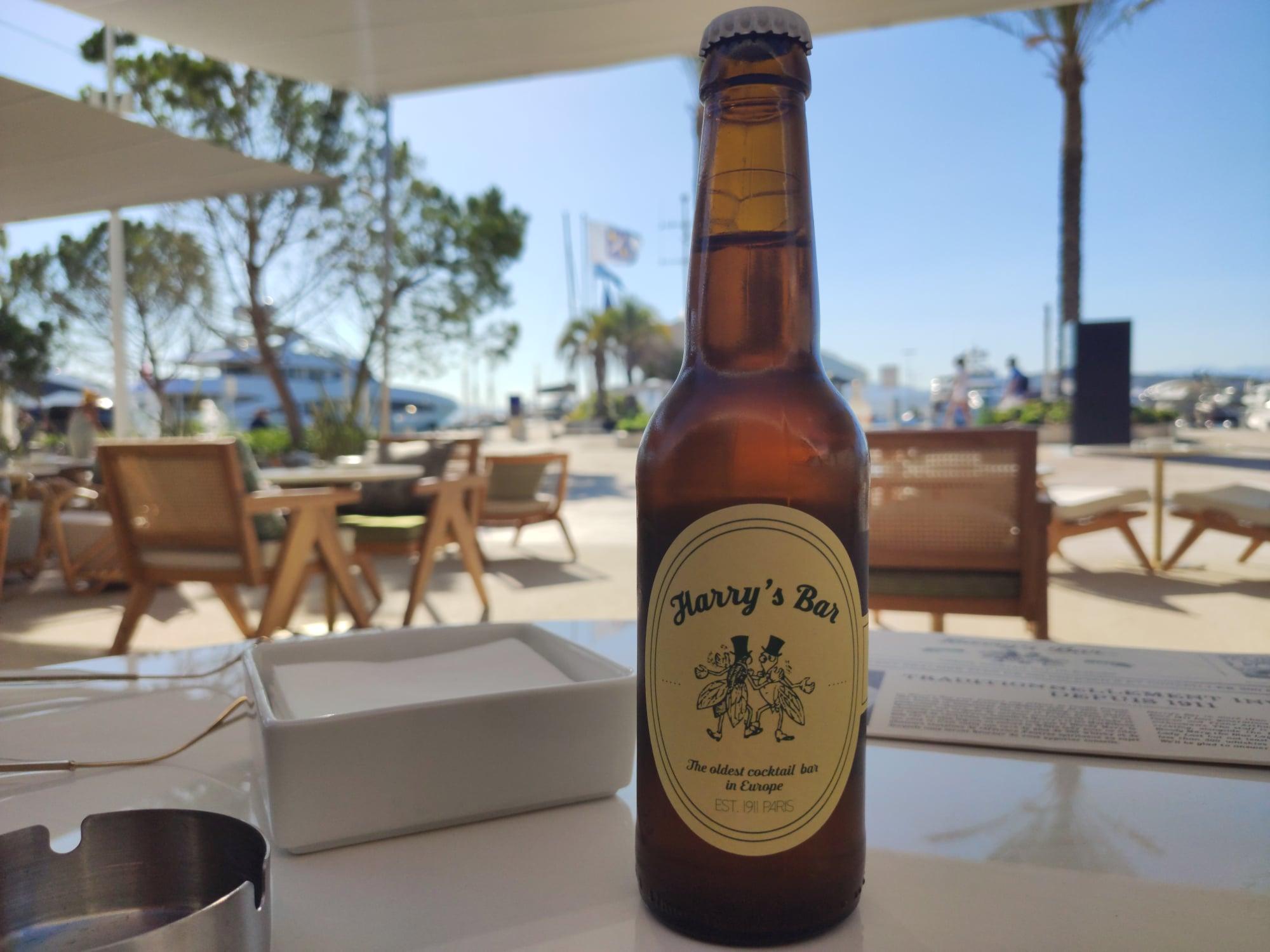 Bière artisanale bio - Harry's Bar Cannes