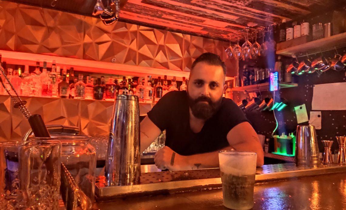 Sous-sols du Coxx (SSC) - Bar à cocktails Fréjus - Stéphane Saint-Denis