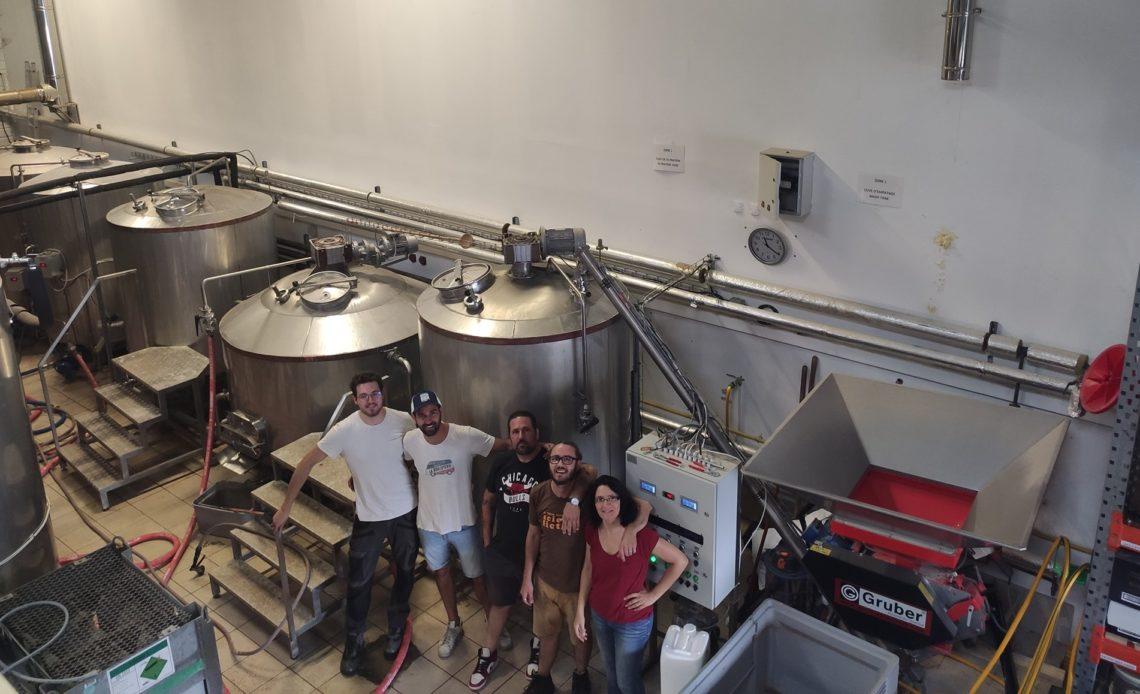 Les Brasseurs de l'Esterel - Riviera Beer - Août 2021