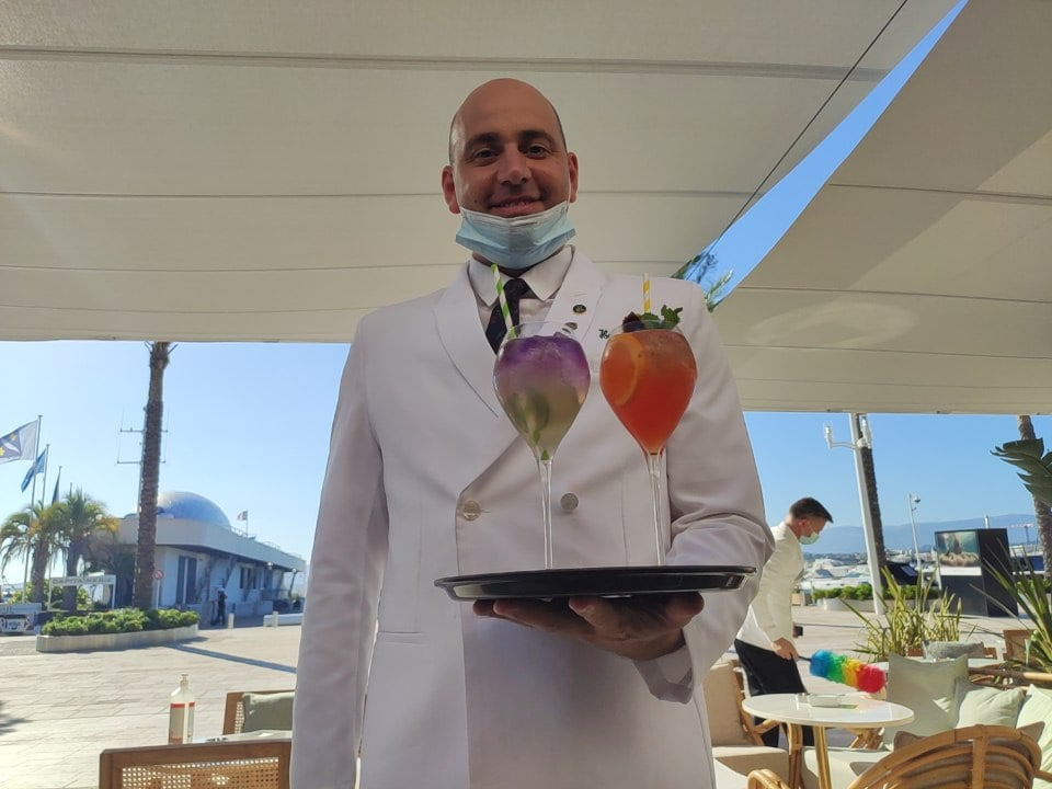 David Palanque - Harry's Bar Cannes