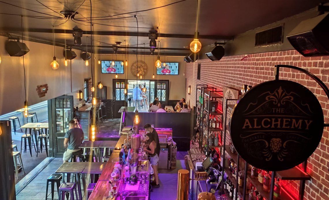 The Alchemy - Bar à Saint-Raphaël