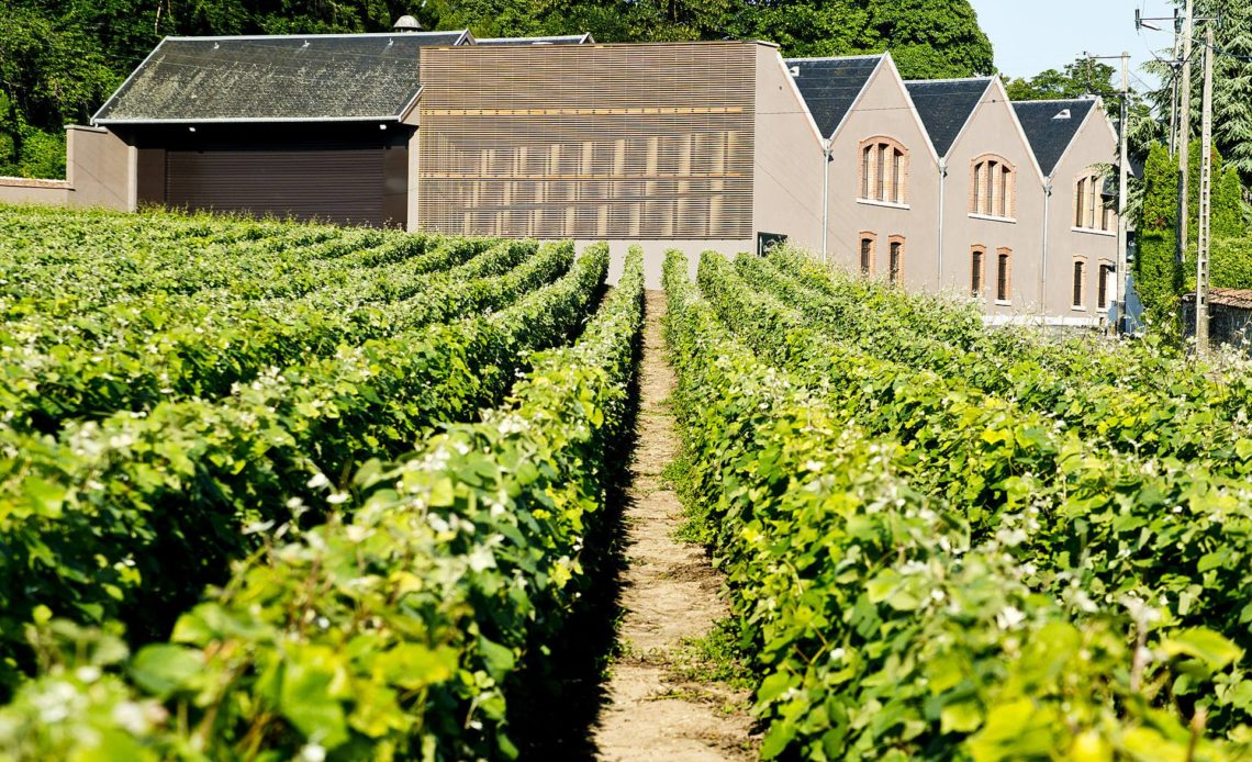 Maison de champagne Canard-Duchêne