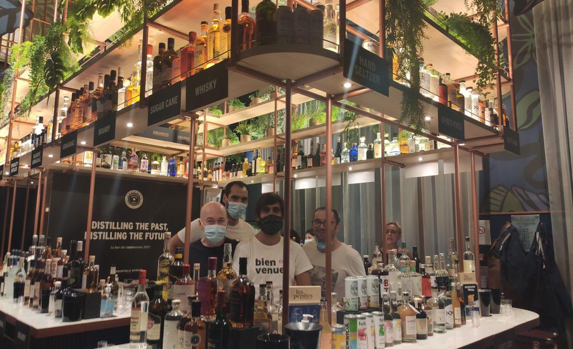 Bar des innovations - Liquid Liquid - 2021