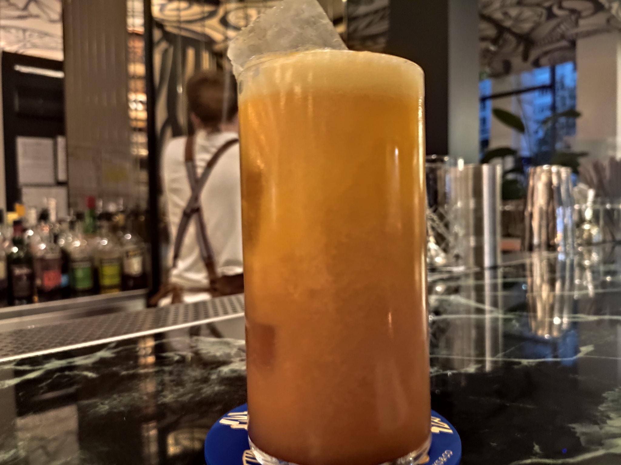 Cocktail Gari a dit pas d'alcool (BTTR) - Drinks & Co
