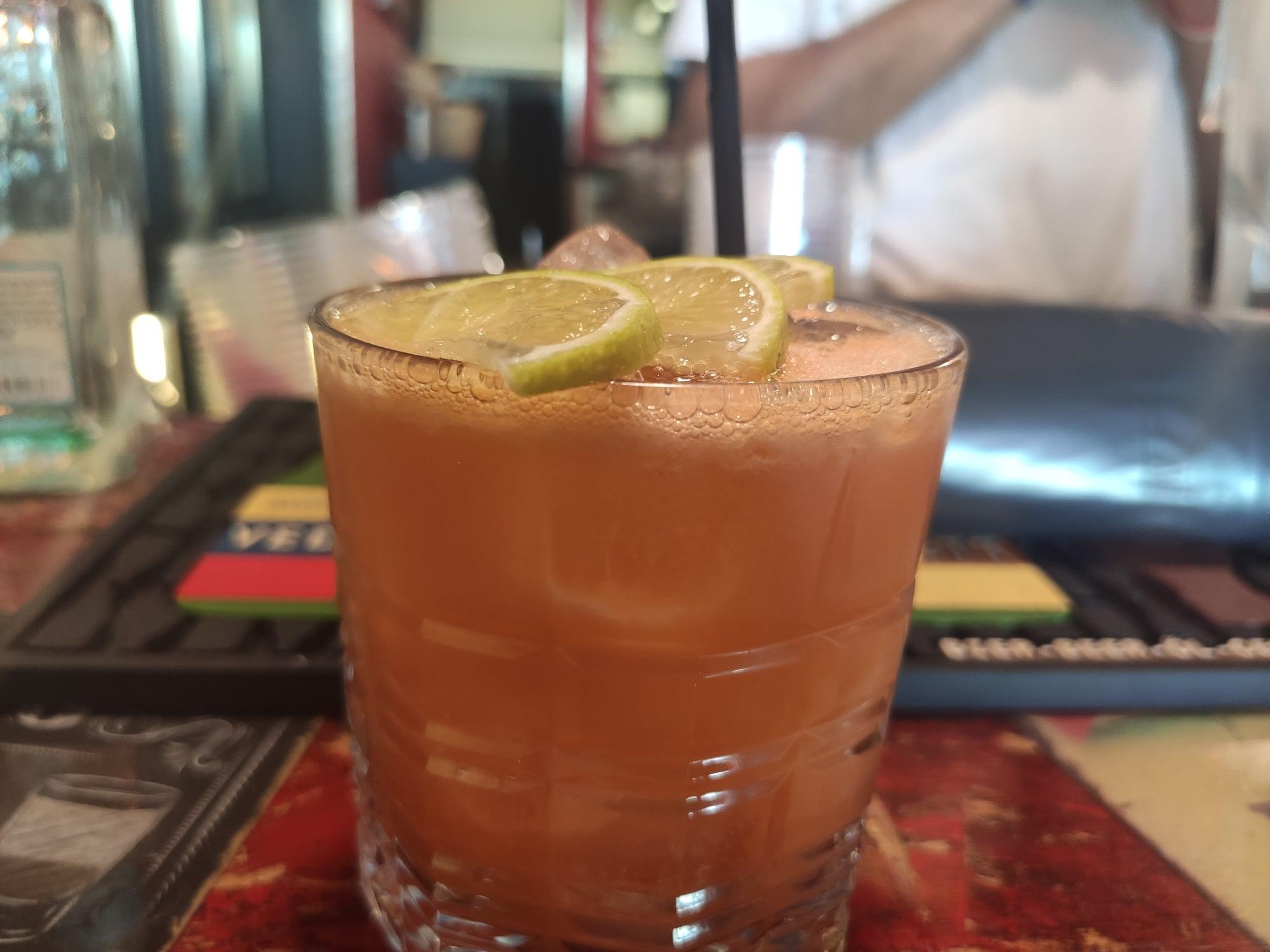 Bar La Bodega - Les Sables d'Olonne - Mai Tai