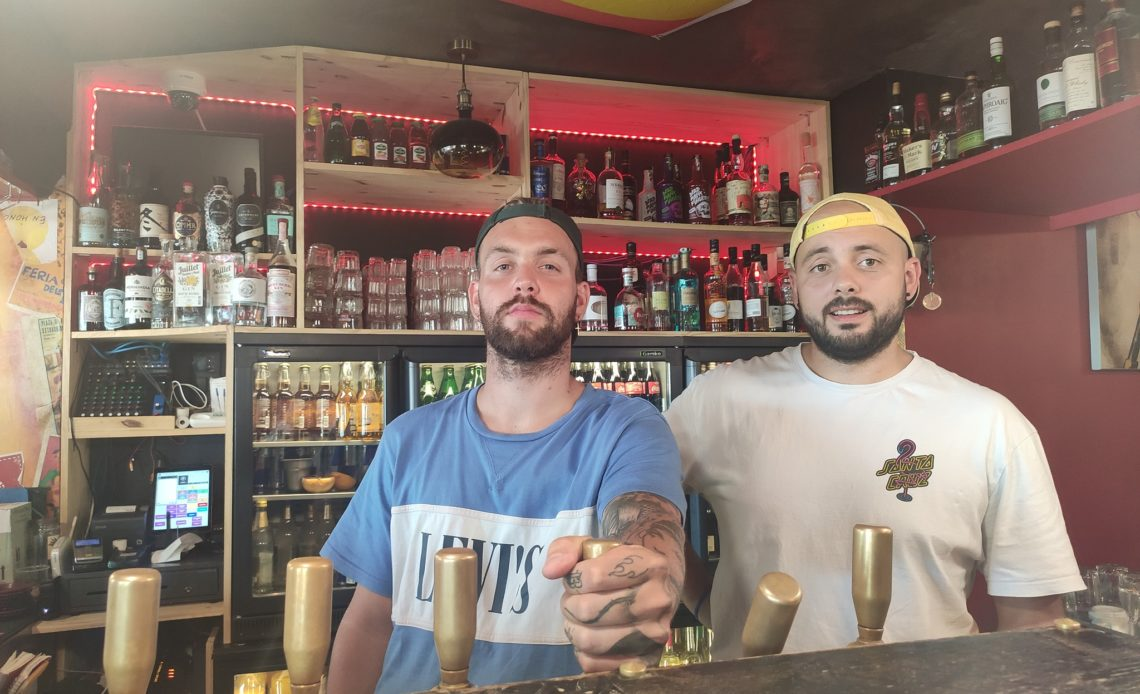 Bar La Bodega - Les Sables d'Olonne - Bartenders