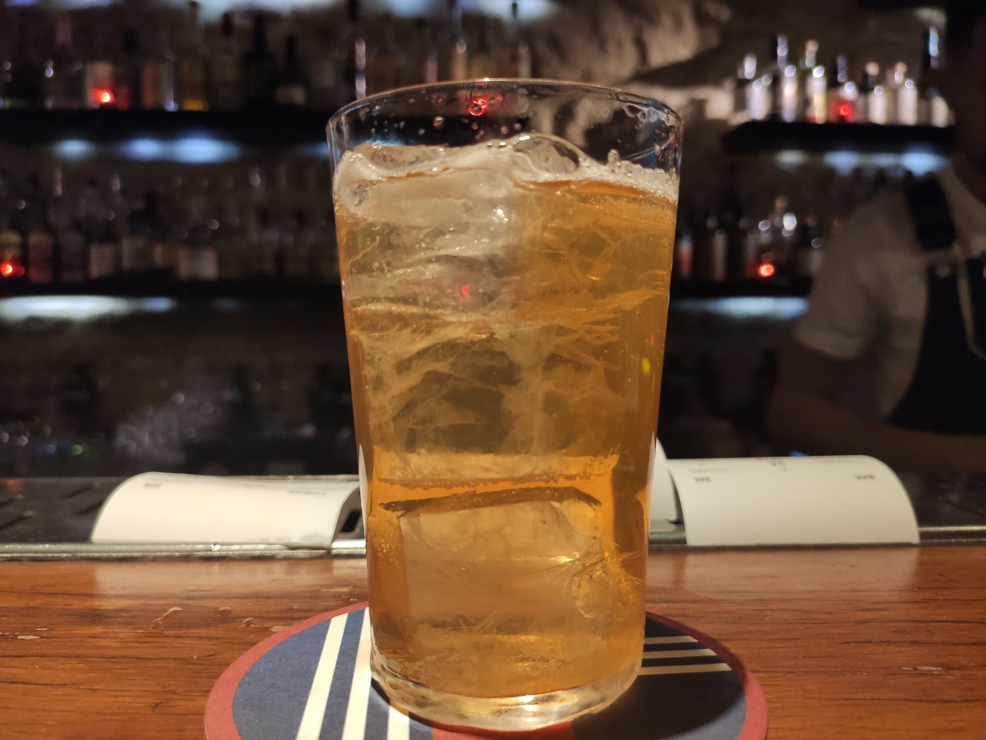 Cocktail on tap Monkey Melonade - Little Red Door
