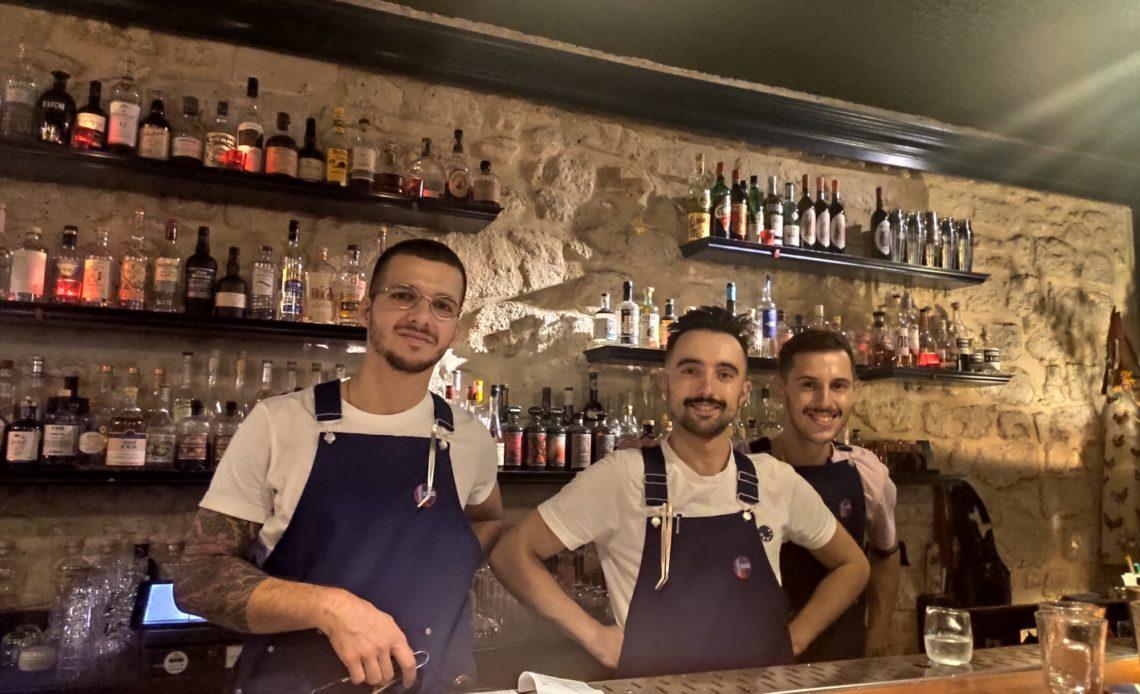 Bartenders - Little Red Door - Paris