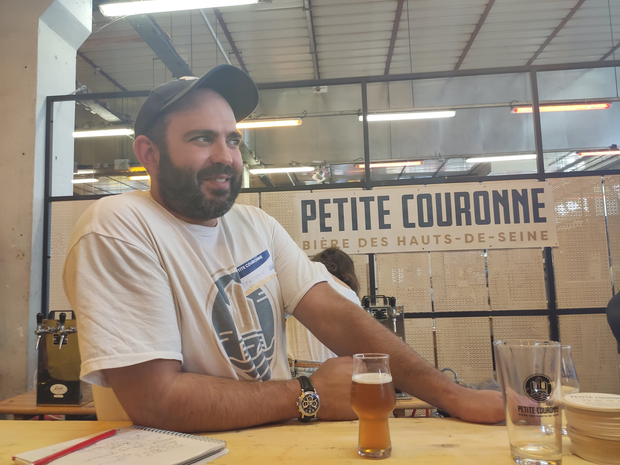 Paris Beer Festival - Benjamin Gauffre (Petite Couronne)
