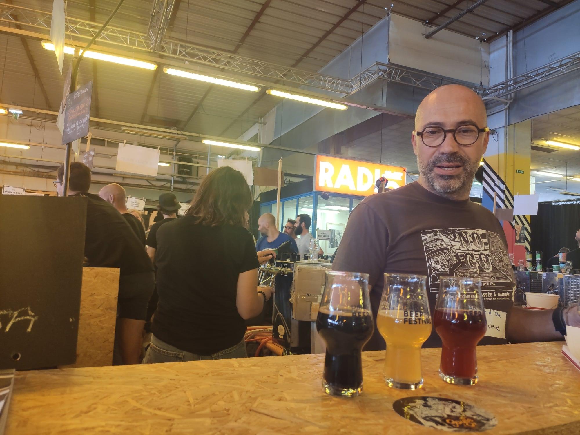 Paris Beer Festival - Goutte d'Or