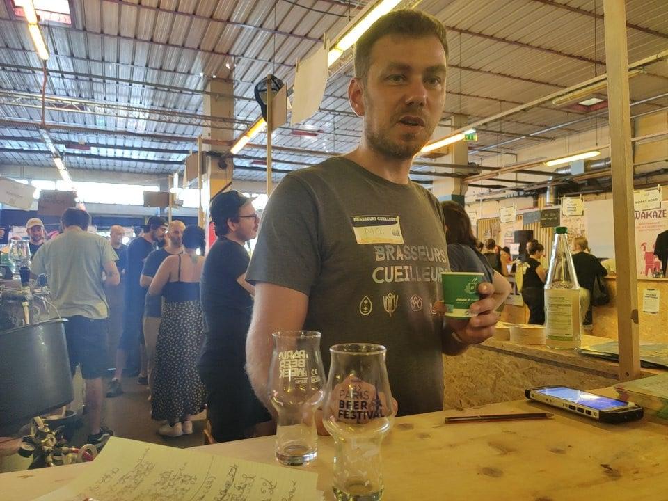 Paris Beer Festival - Brasseurs Cueilleurs
