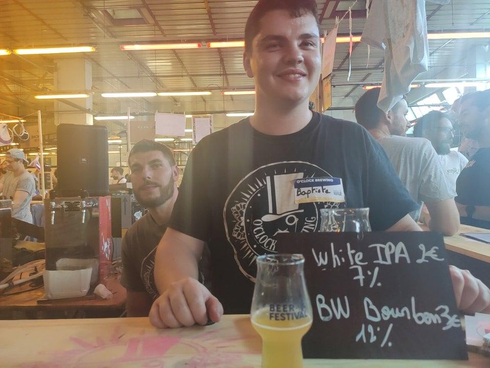 Paris Beer Festival - O'Clock Brewing