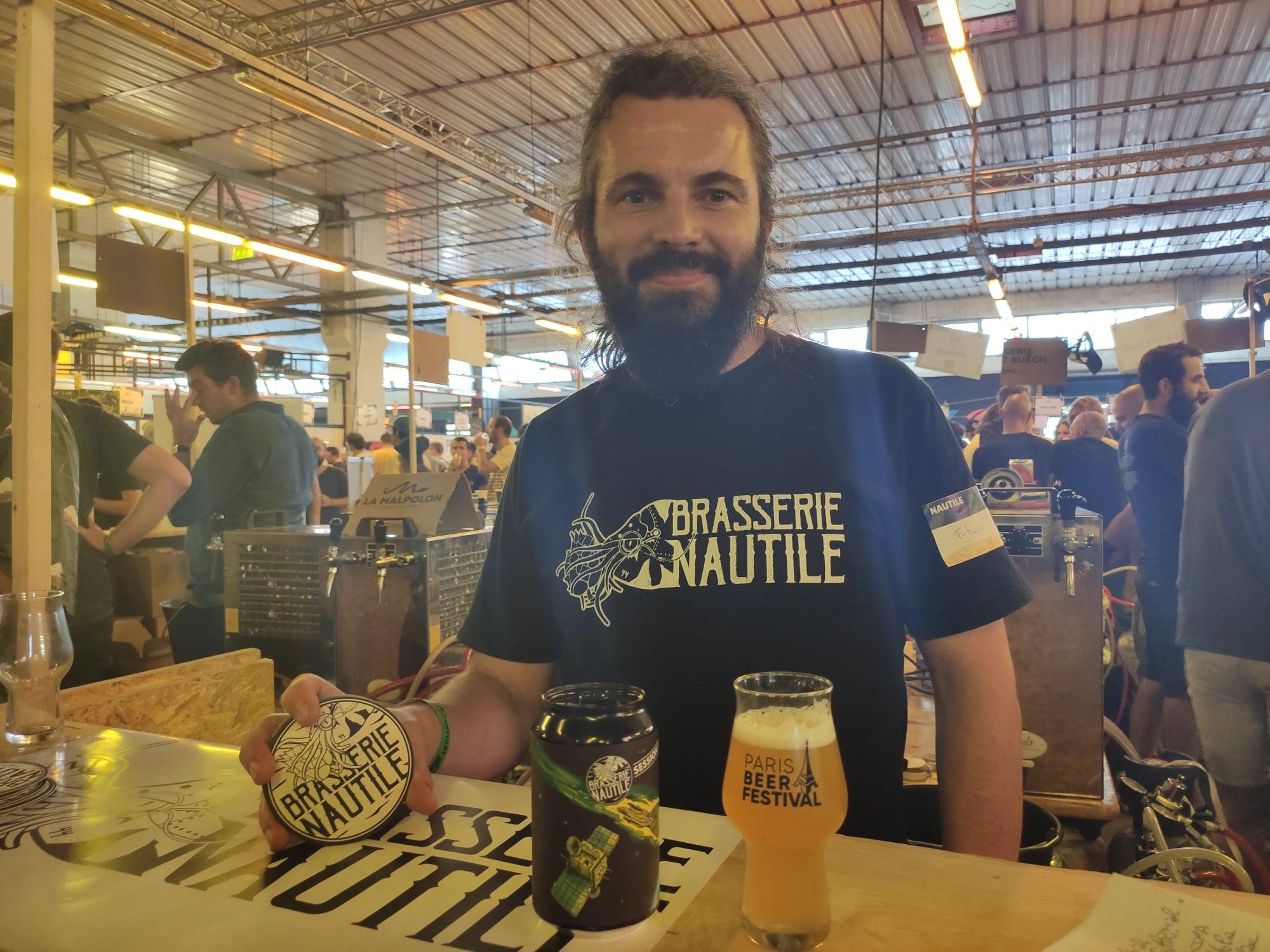 Paris Beer Festival - Brasserie Nautile