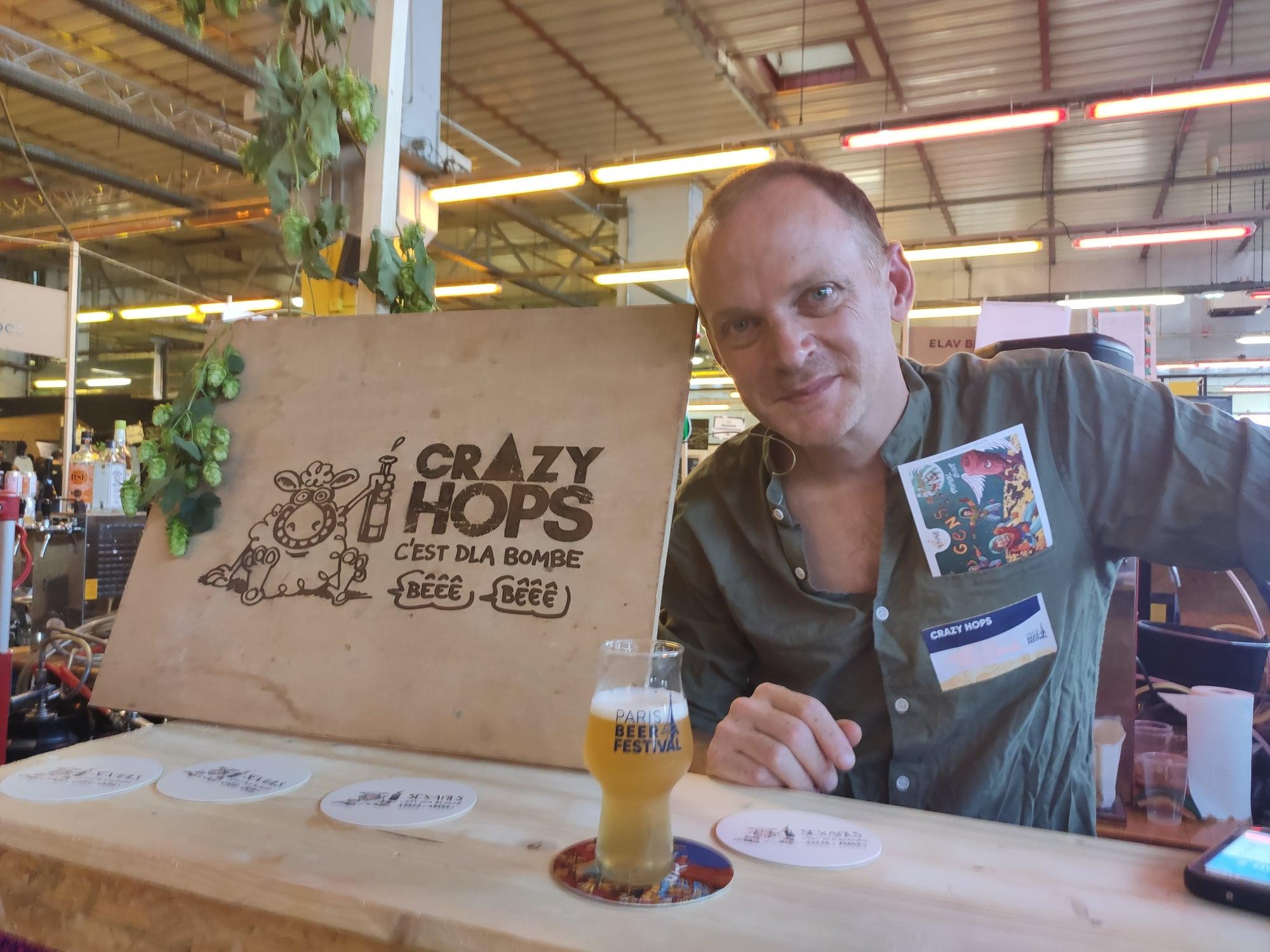 Paris Beer Festival - Crazy Hops