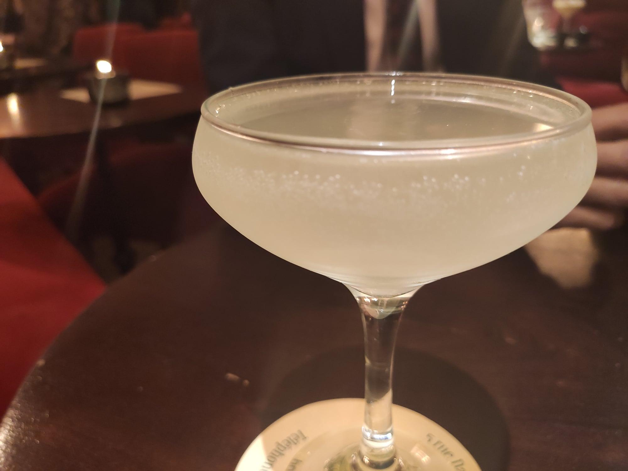 Harry's New York Bar - French 75