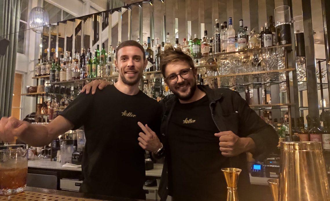 Guillaume Drouot et Yannick Bucco - Weller (whisky)