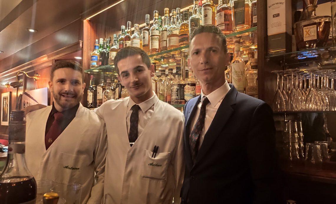 Harry's New York Bar - Bartenders