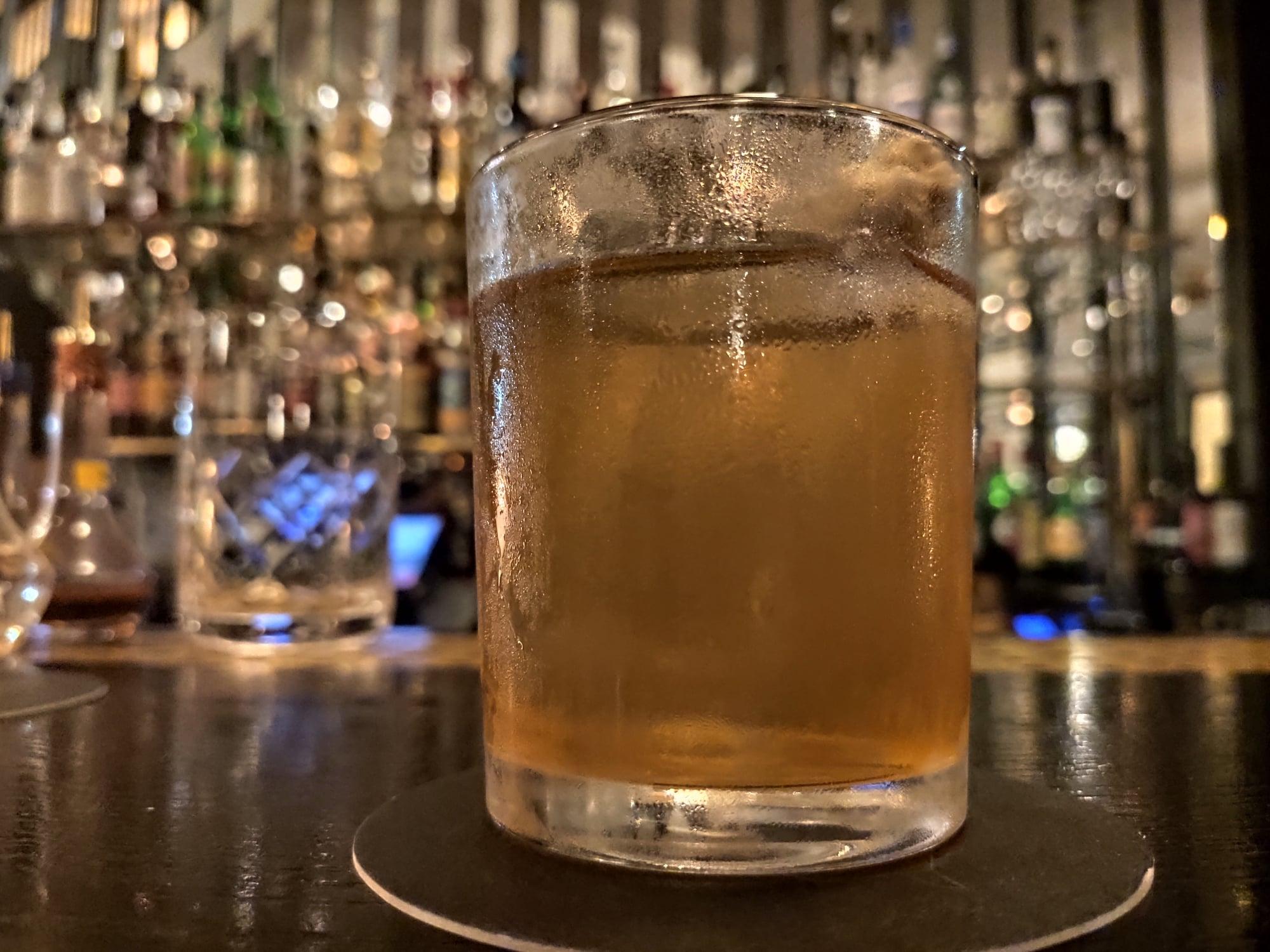 Cocktail Kentucky Breakfast - Danico (Whisly Weller)
